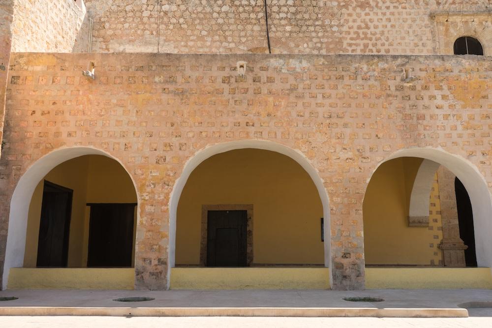 Bernardino de Siena Convent Valladolid Mexico