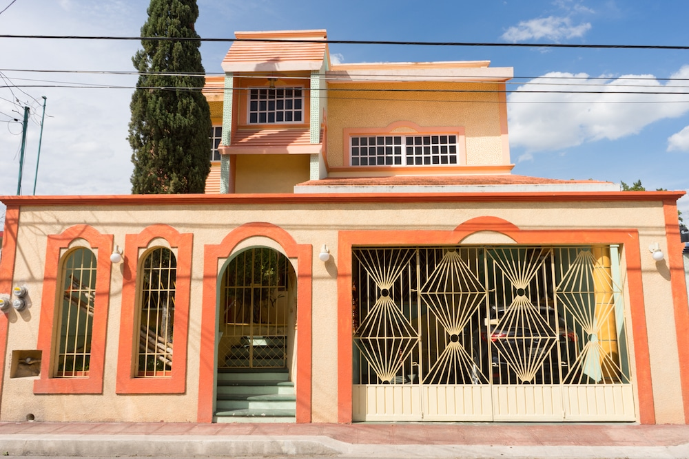 Bright house valladolid Mexico