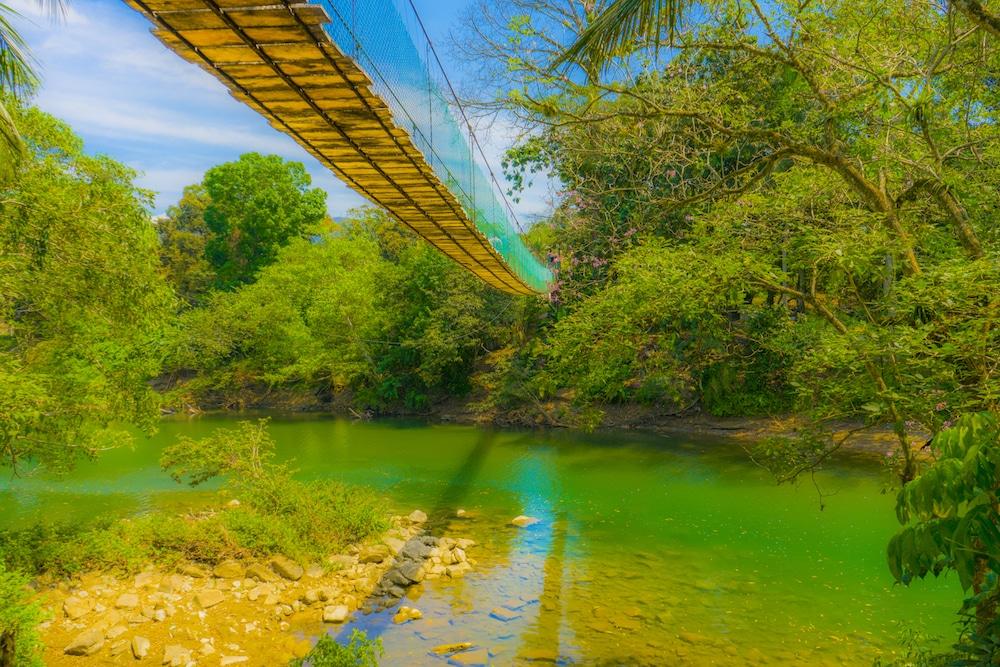 river in tapijulapa tobasco