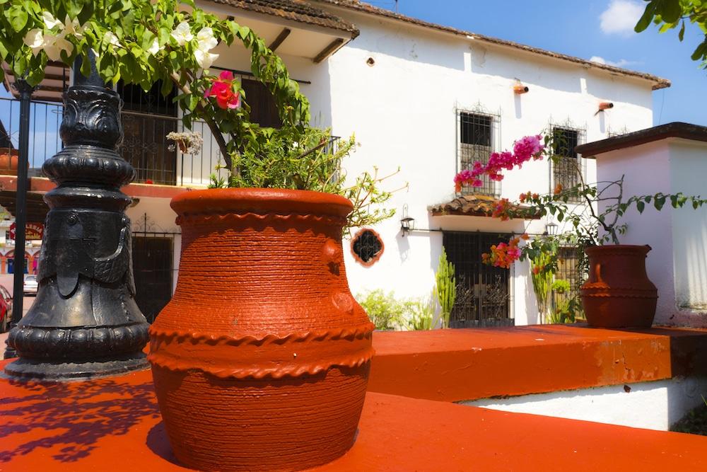 typical house tapijulapa tobasco