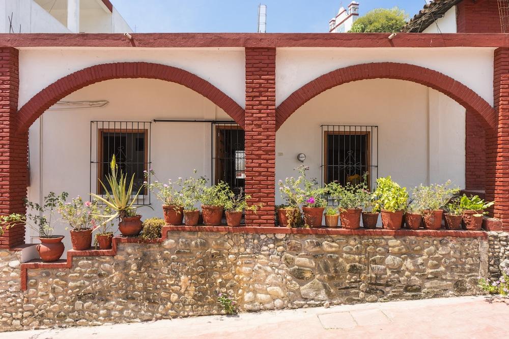 flower pots tapijulapa tobasco