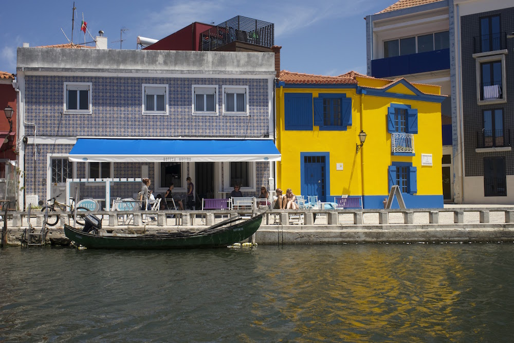 Places to visit in Portugal Aveiro