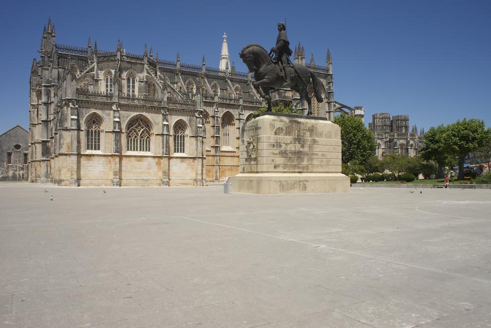 Batalha Portugal Monastary
