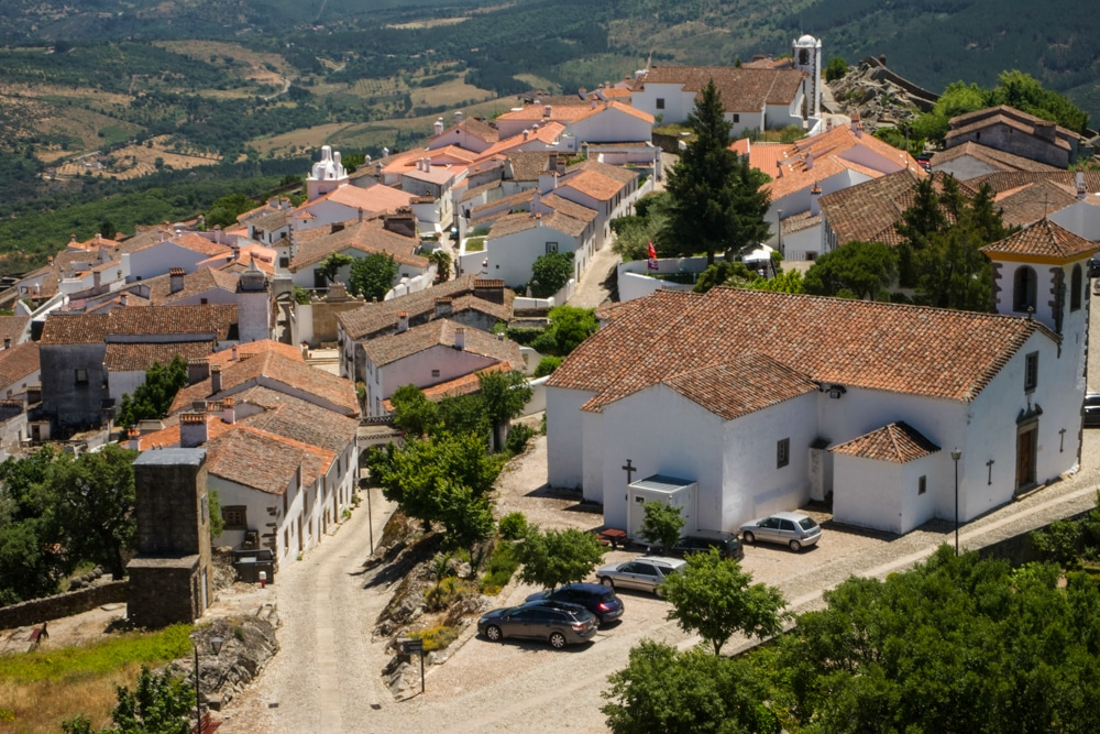 Marvao Portugal is a best place to visit in Portgual