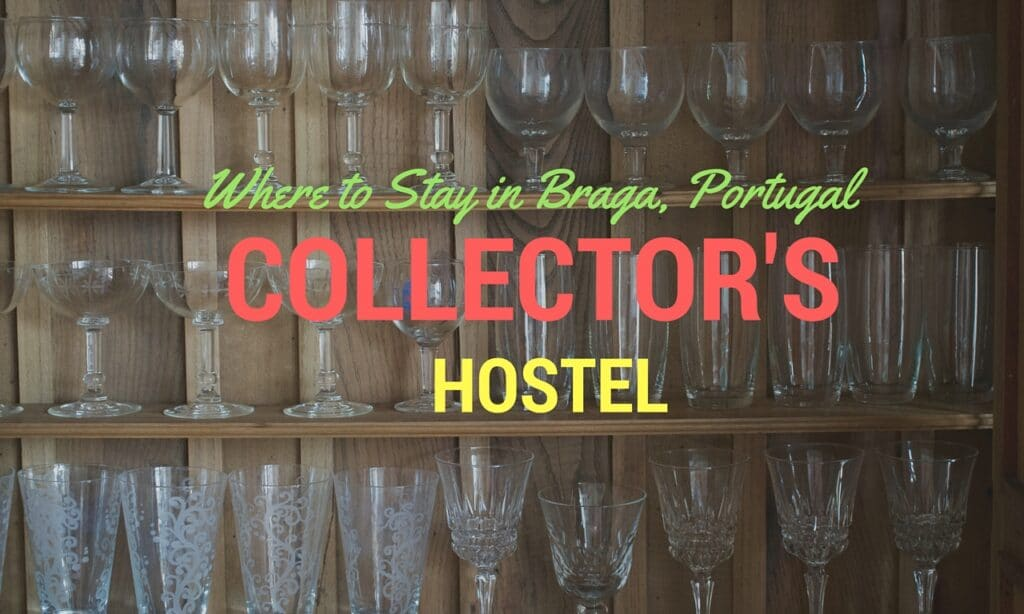 Collector's Hostel Braga Portugal