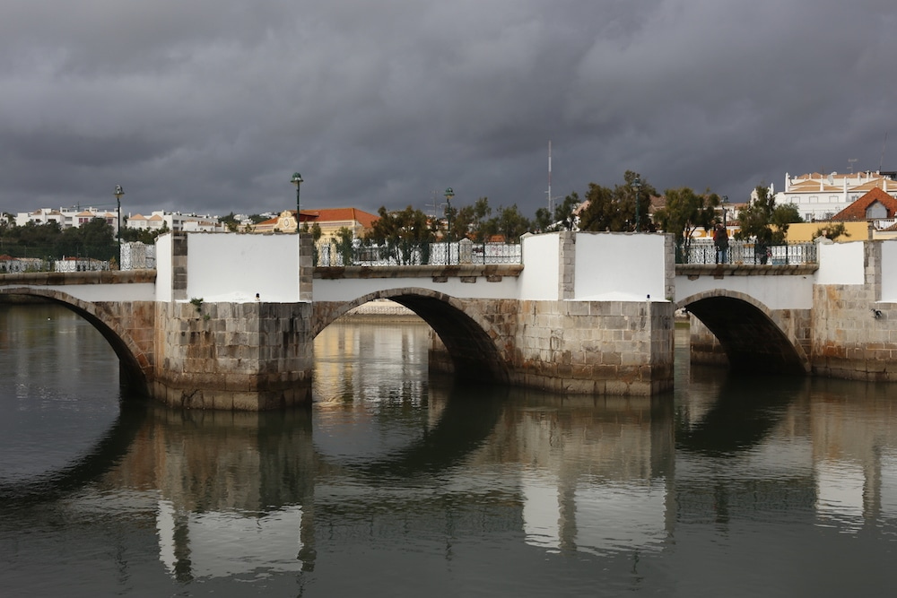 Tavira Portugal Bridge