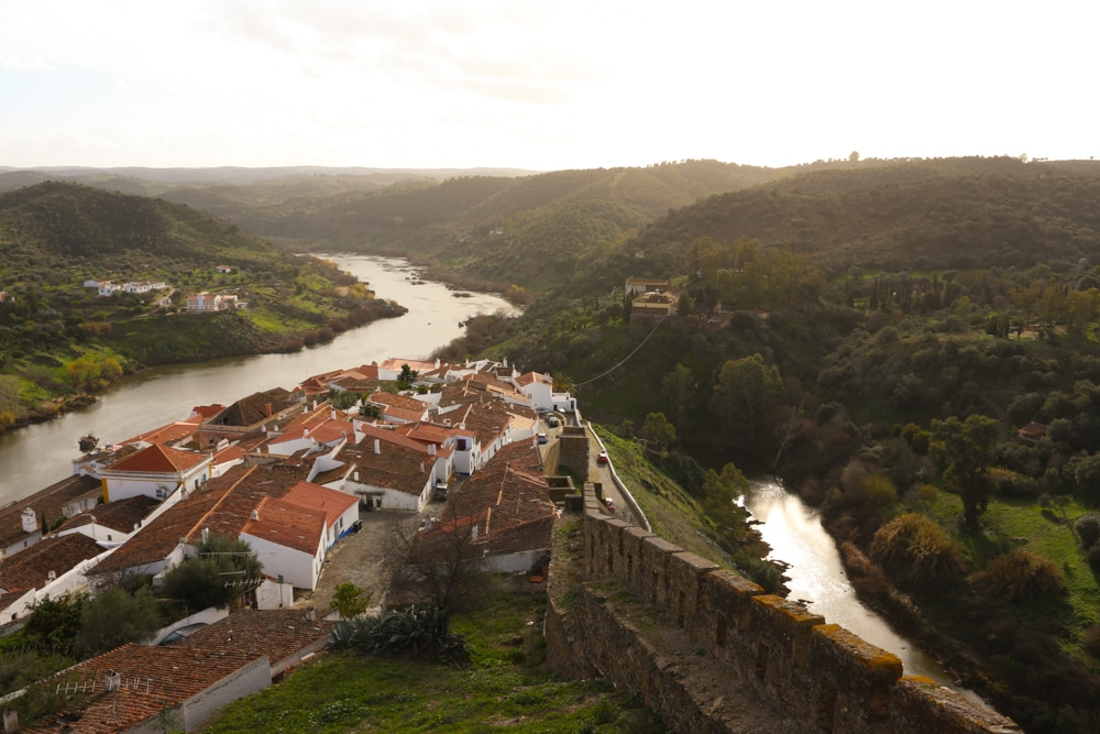 Places to Visit in Portugal Mertola