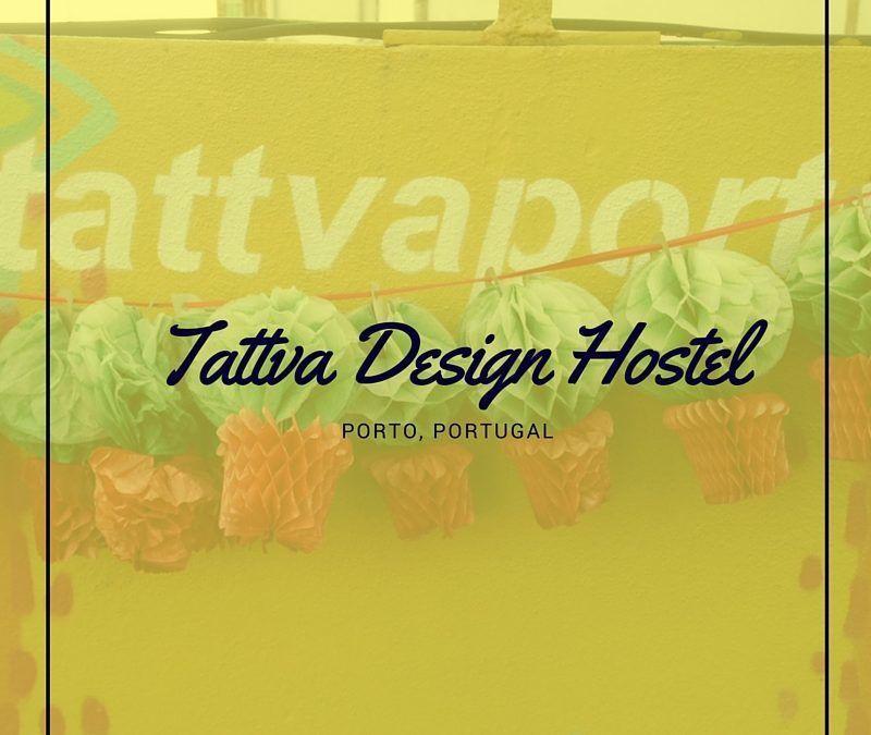 Tattva Design Hostel: Porto Hostel Review