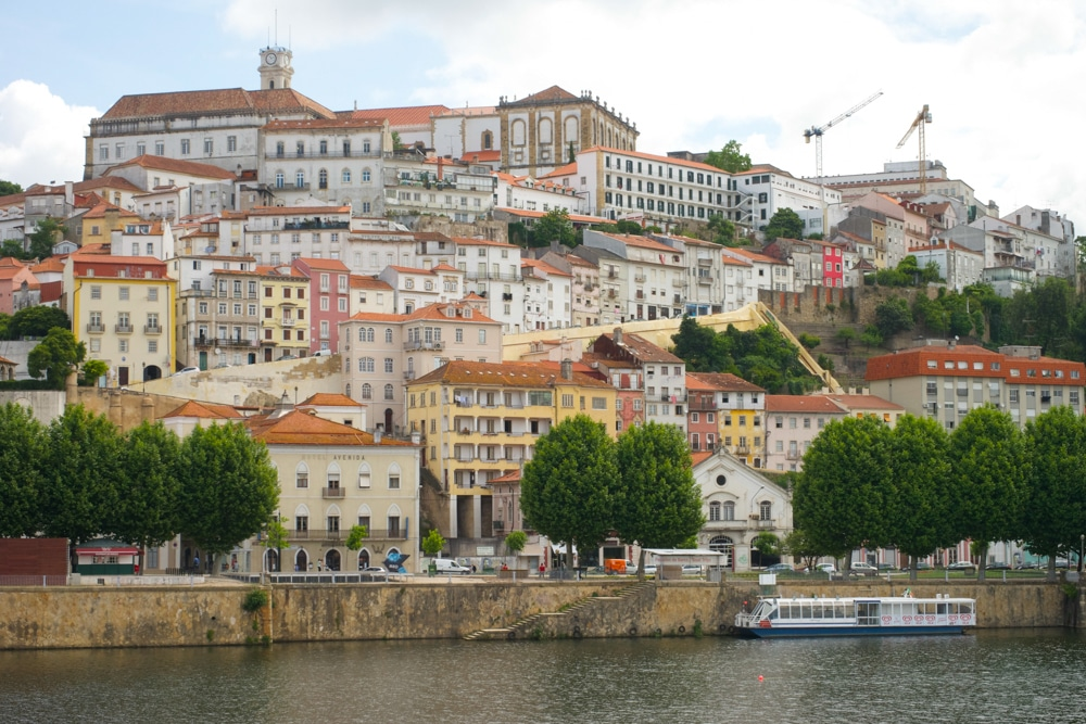 places to visit in Portugal Coimbra