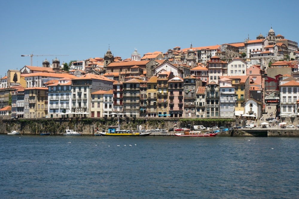 Porto is one of the most popular places to visit in Portugal