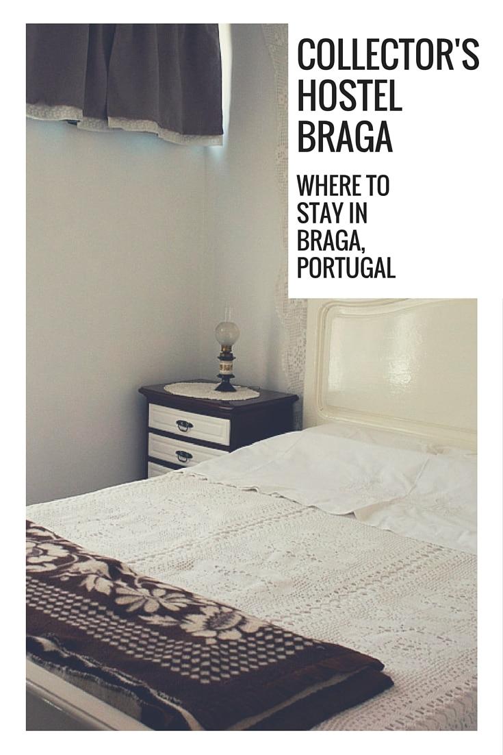 Collectors Hostel Braga Portugal Review