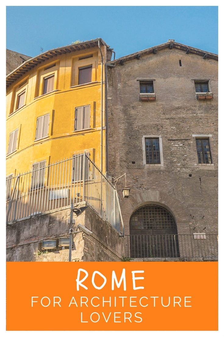 Rome for Architecture Lovers
