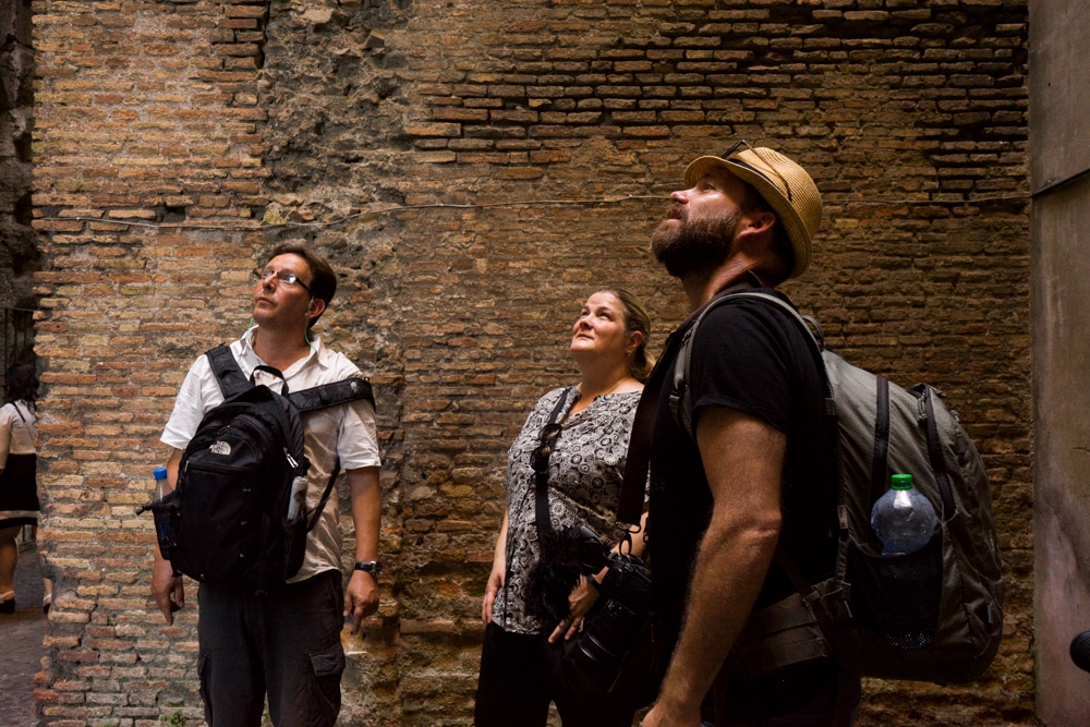Fall and Rise of Rome Tour with Context Travel
