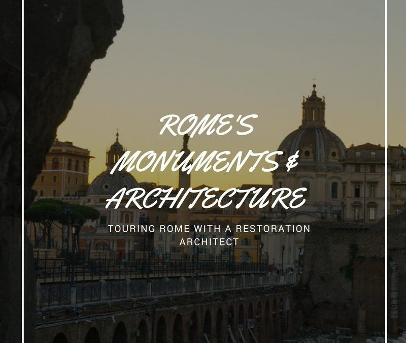 Exploring Rome's Architecture With Context Travel: The Caesar & Empire Tour