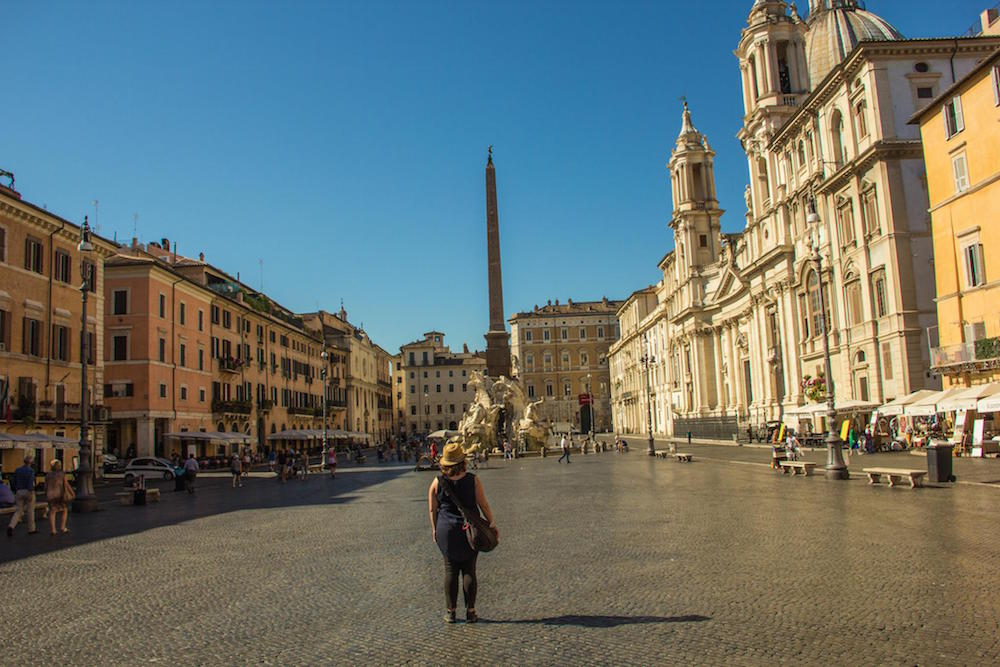 Rome Tip Packing Tips