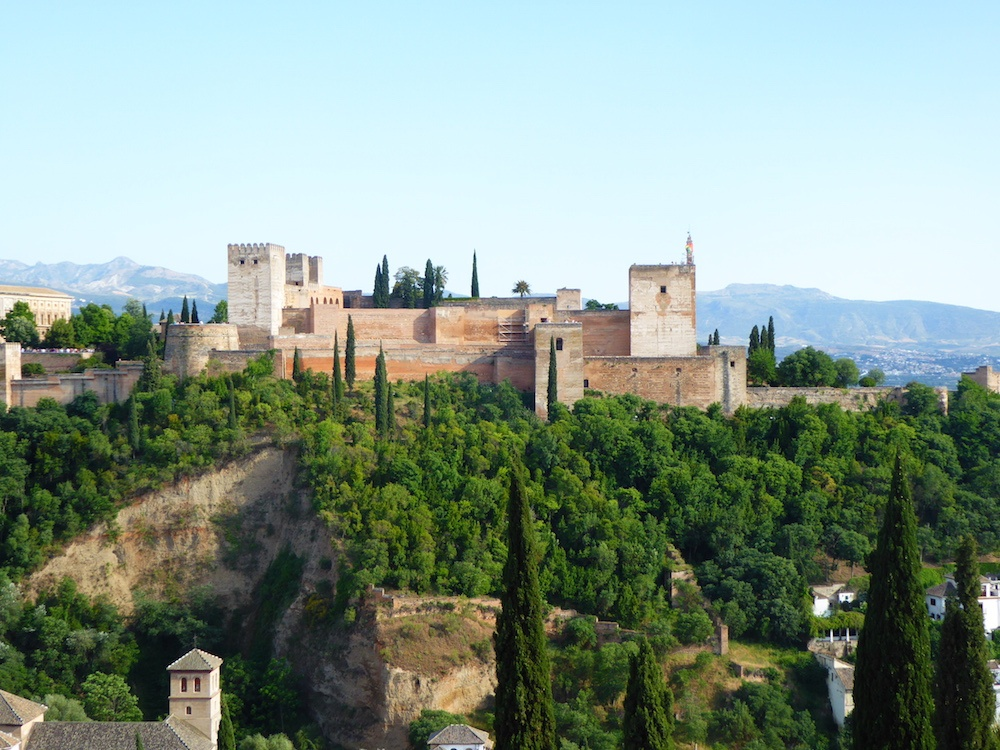 Where to Stay in Granada for a Alhambra Trip