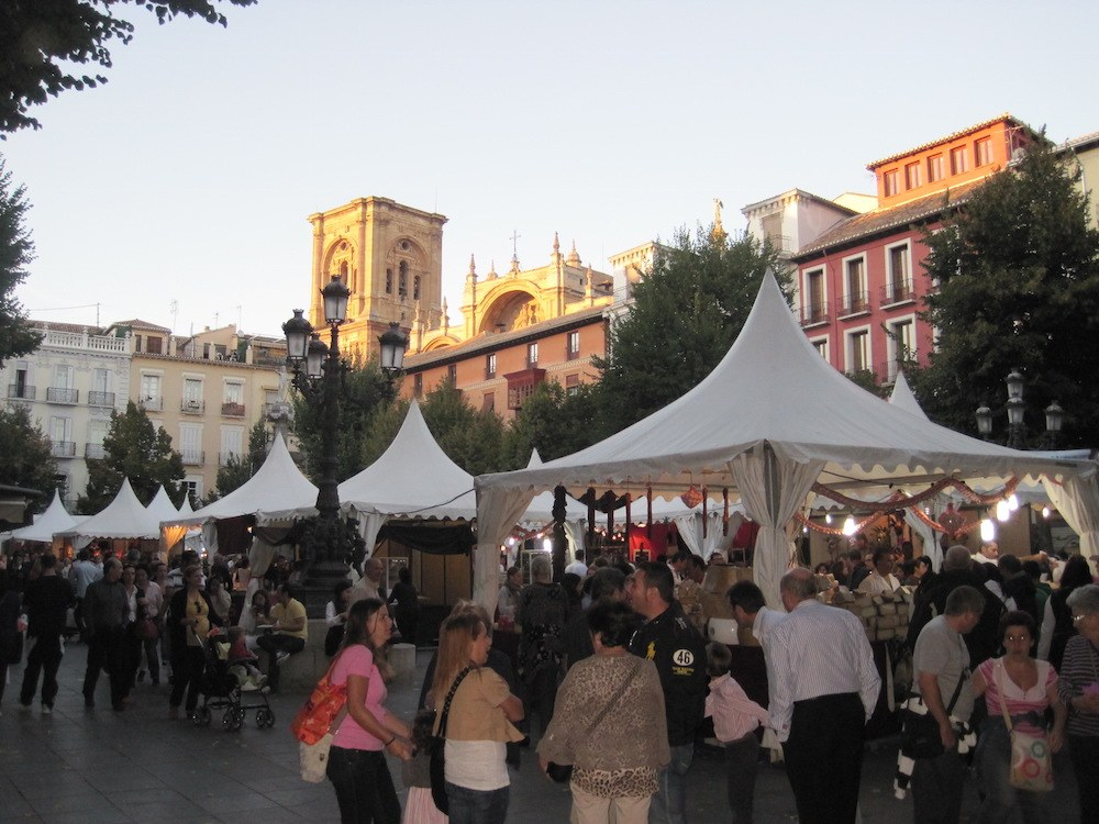 El Centro is one of the best areas to stay in Granada
