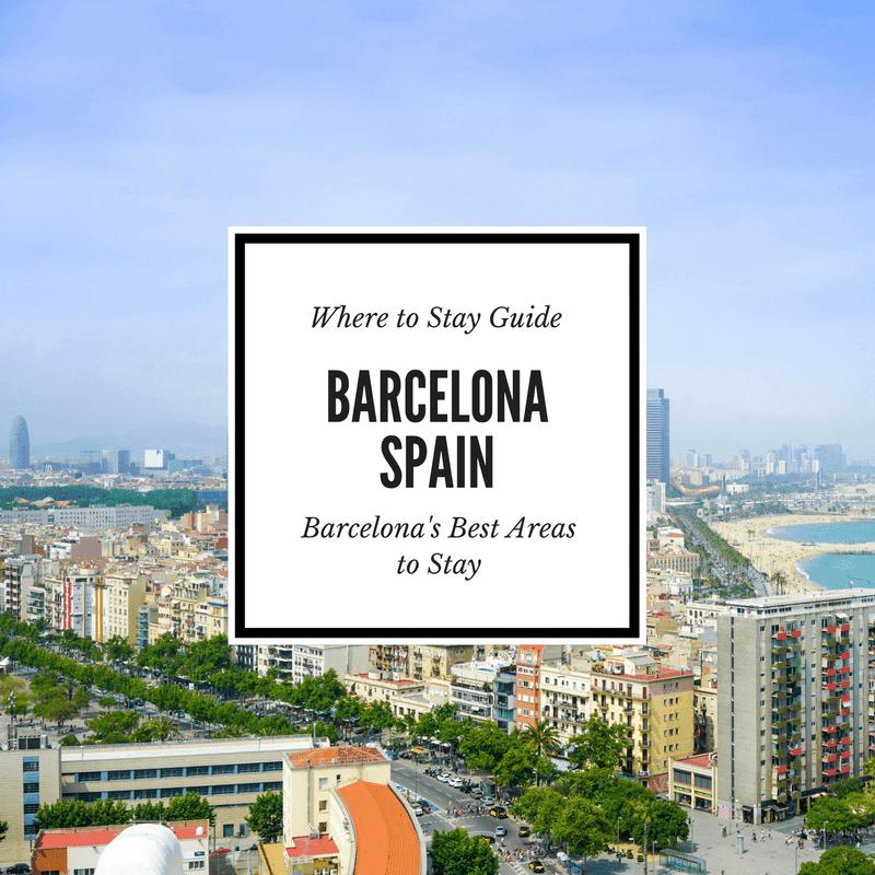 Where to Stay in Barcelona Neighborhood Guide