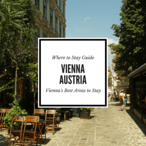 A guide to the best areas to stay in Vienna Austria