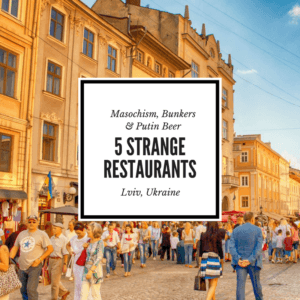 Lviv Restaurant Guide