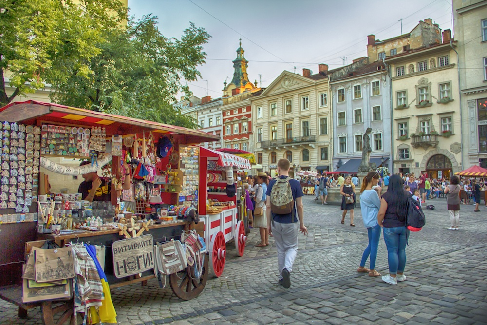 Rynok Square What to do in Lviv