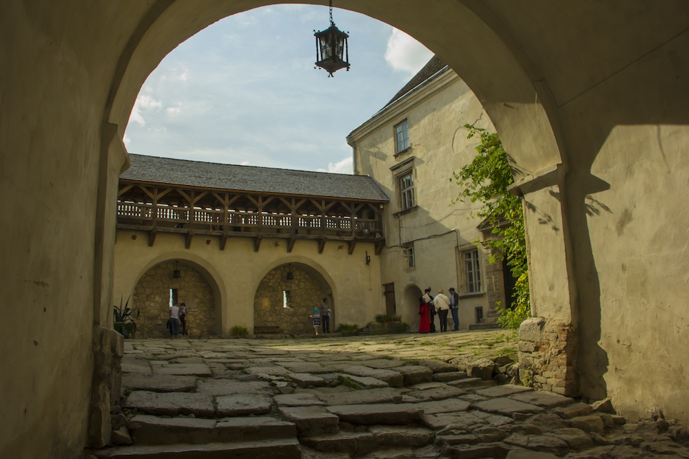 Olesko Castle Ukraine