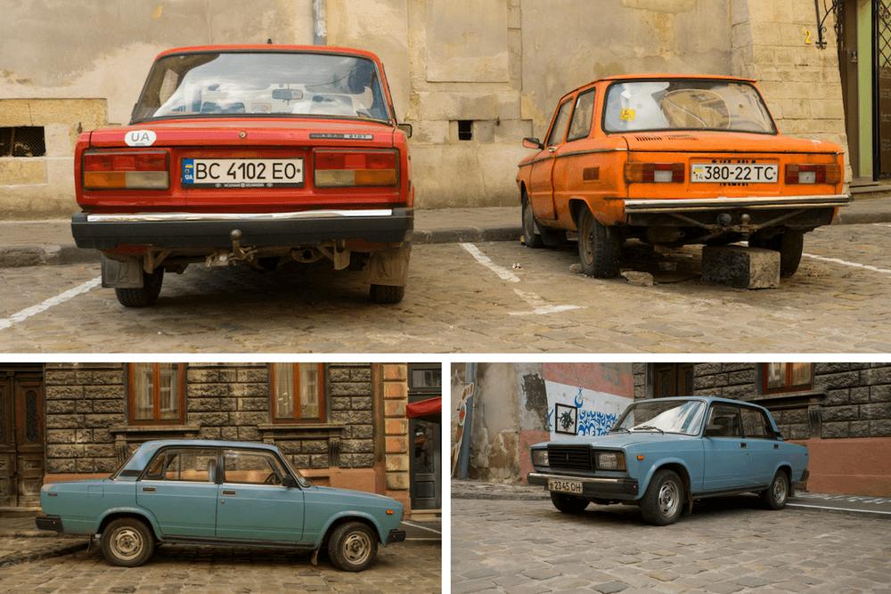 Lada Cars Lviv Ukraine