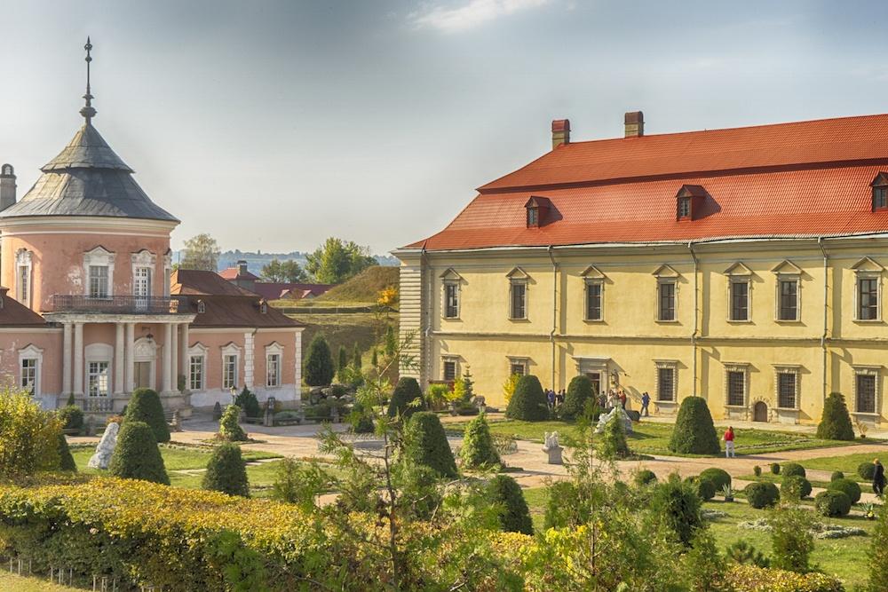 Zolochiv Castle Lviv Ukraine