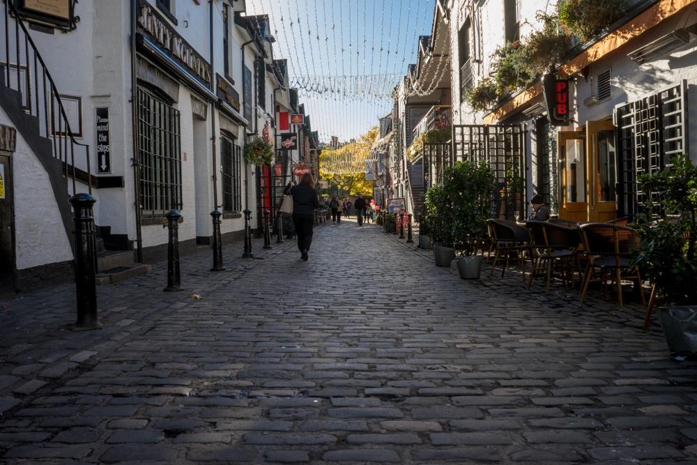 Should I visit Glasgow Ashton Lane
