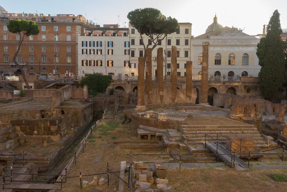 Best areas to stay in Rome Italy