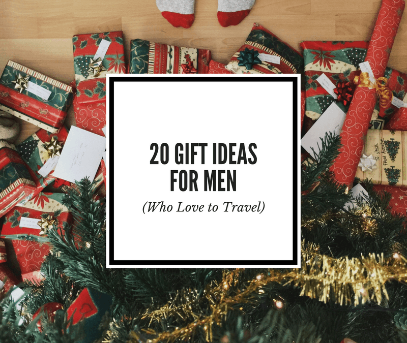 Christmas Gift Guide – 20 Great Gift Ideas For Men