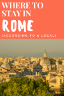 Where to Stay in Rome Neighborhood Guide