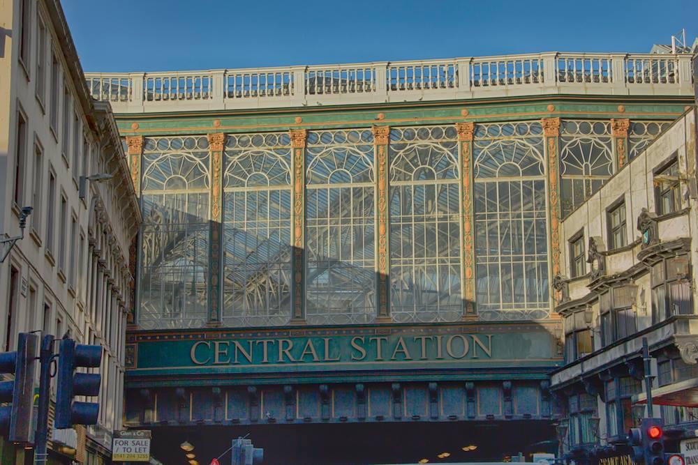 Should I visit Glasgow Central Station