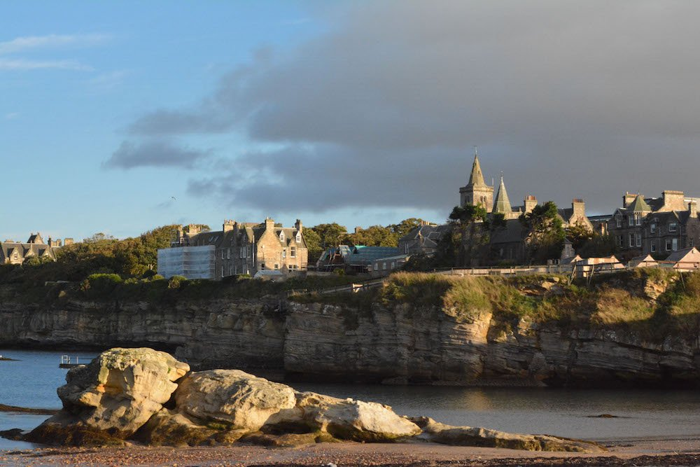 St. Andrews is one of the Top 10 Places to Visit in Scotland