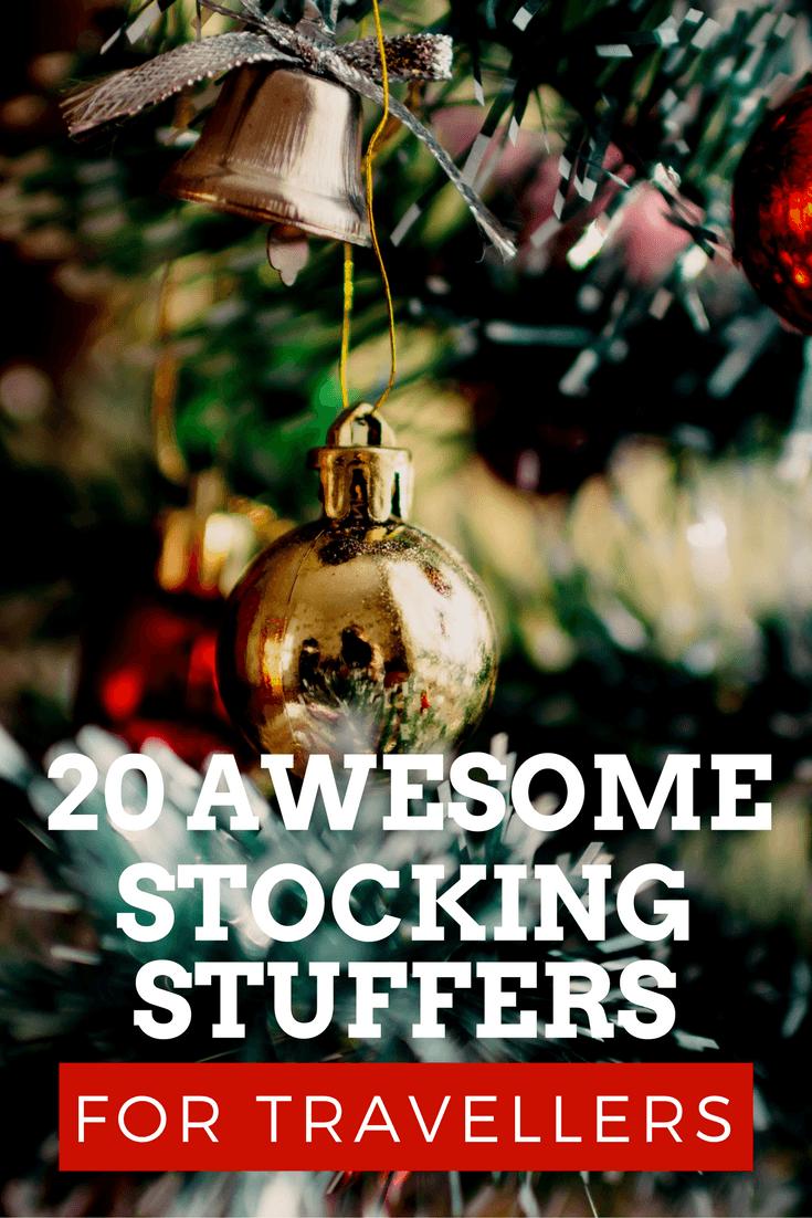 Stocking Stuffers for Traveller