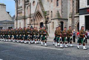 Best cities in Scotland Aberdeen