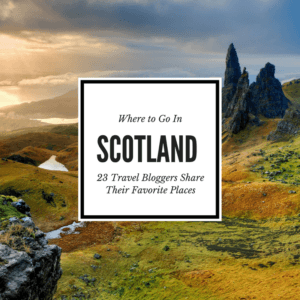 Best places in Scotland List