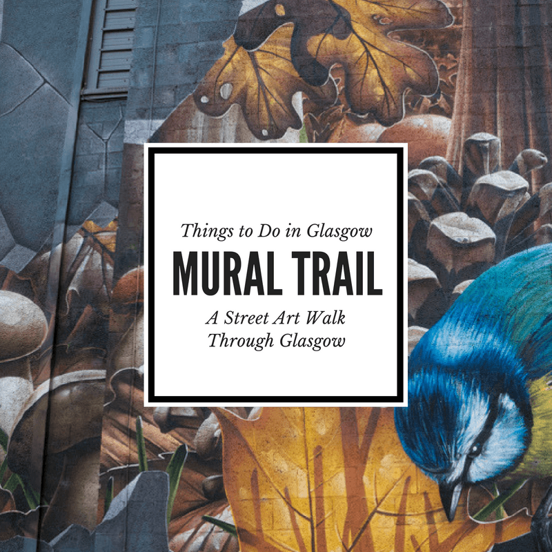 Glasgow Mural Trail Title Image