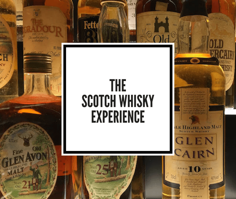 One Hour Whisky Experts: The Scotch Whisky Experience
