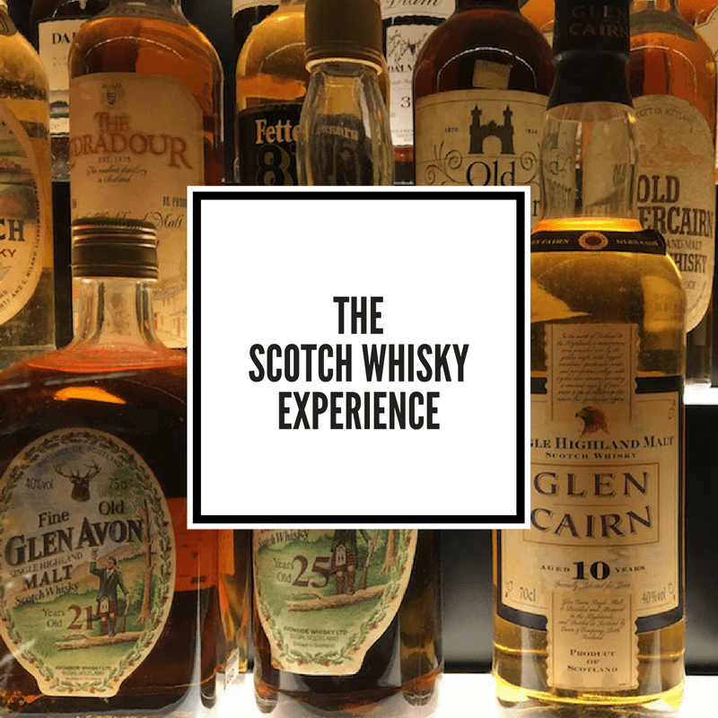 Scotch Whisky Experience Review