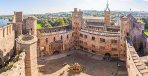 Linlithgow Palace Best Castles to Visit in Scotland