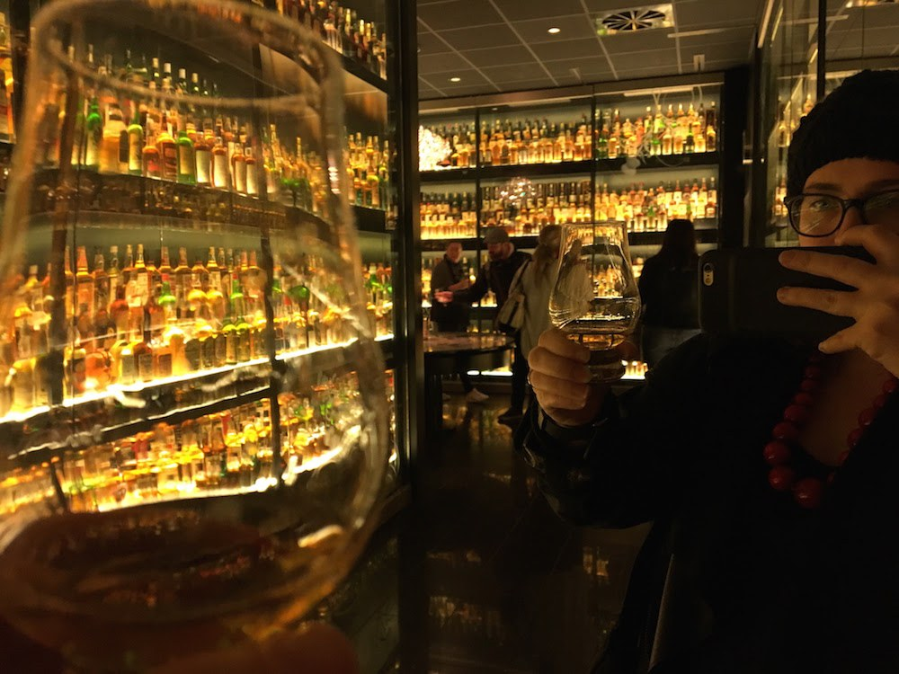 largest whisky collection in the world at the scotch whisky collection