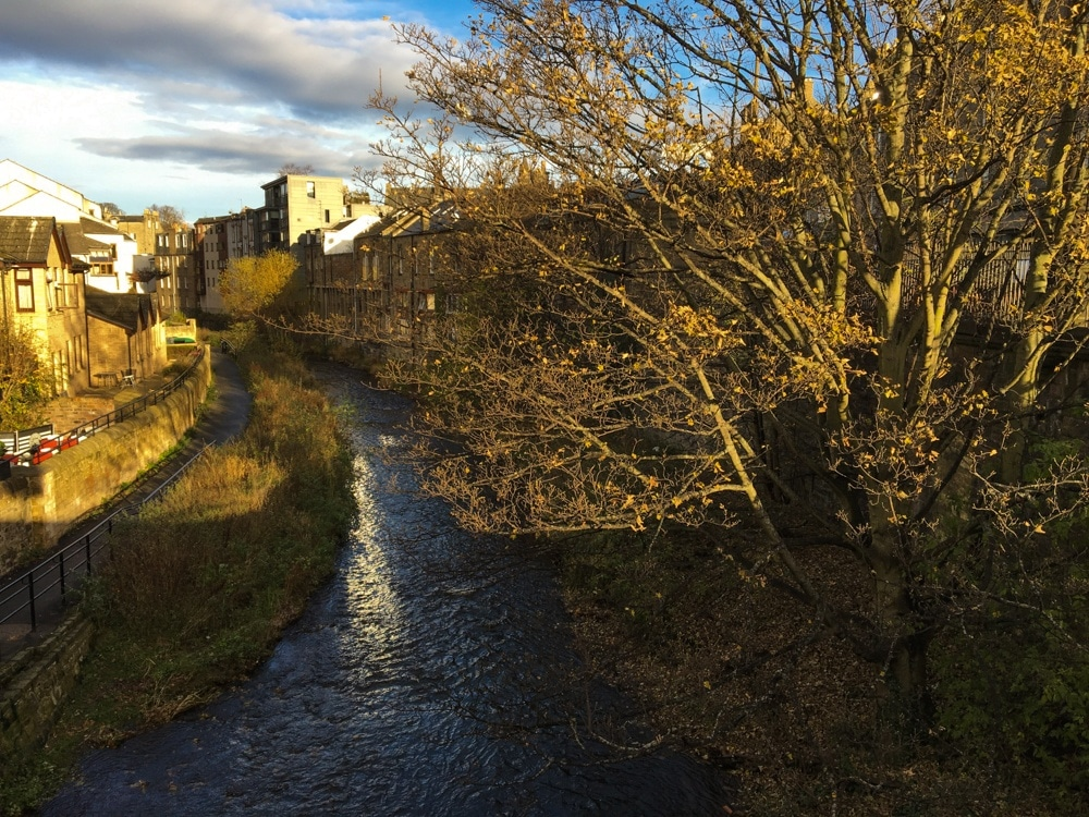 Water of Leith Stockbridge