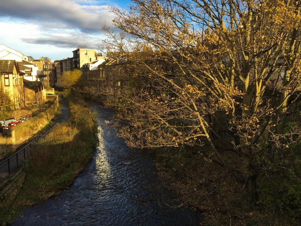 Water of Leith Stockbridge