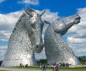 the kelpies best cultural attractions in Scotland