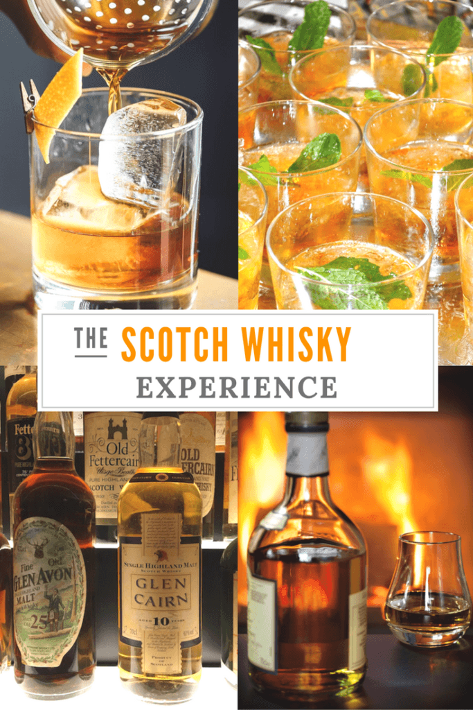 scotch whisky experience pinterest