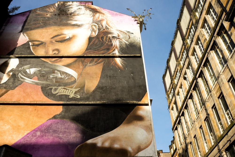 Best neighborhoods to stay in Glasgow City Center