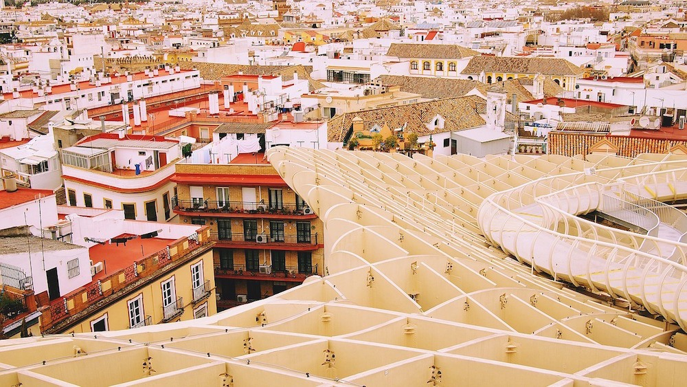 Best places to visit in andalusia seville