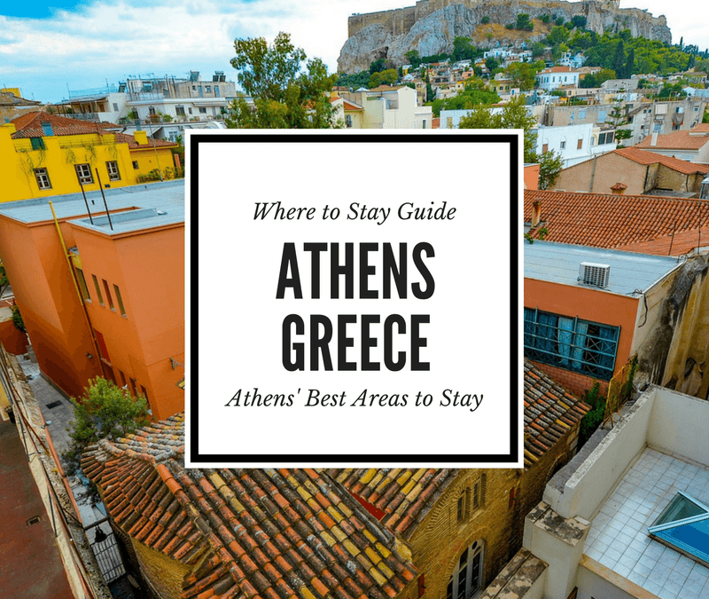 Where to Stay in Athens: Athens' Coolest Neighborhoods and Places to Stay