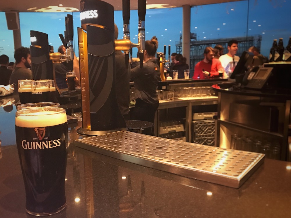 What to do in Dublin Guinness Storehouse